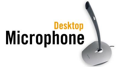 A4tech Desktop Microphone