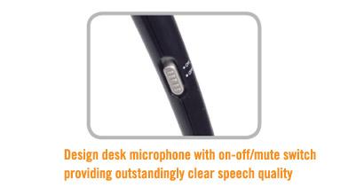 A4tech Desktop Microphone1