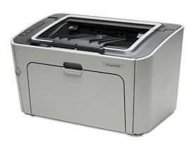 HP-1505 N ( Network Black Laser Jet Printer)