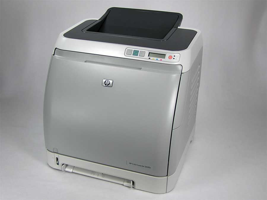 HP COLOUR LASERJET 2600N NETWORK DOWNLOAD DRIVERS